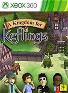 Carátula del juego A Kingdom for Keflings