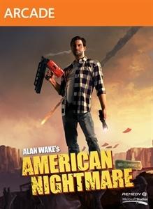Carátula del juego Alan Wake's American Nightmare