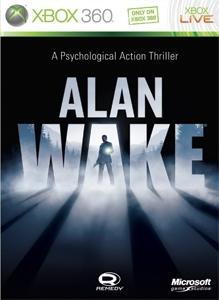 Carátula del juego Alan Wake