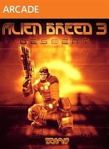 Carátula del juego Alien Breed 3: Descent