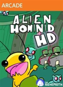 Carátula del juego Alien Hominid HD
