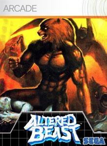 Carátula del juego Altered Beast