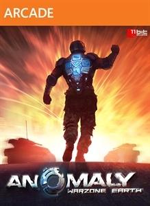 Carátula del juego Anomaly Warzone Earth