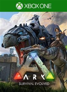 Carátula del juego ARK: Survival Evolved