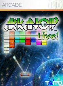 Carátula del juego ARKANOID Live!