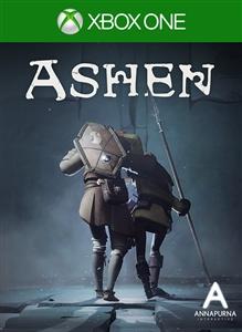 Carátula del juego Ashen