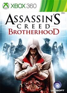 Carátula del juego Assassin's Creed: Brotherhood