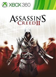 Carátula del juego Assassin's Creed II