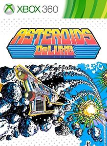 Carátula del juego Asteroids & Deluxe