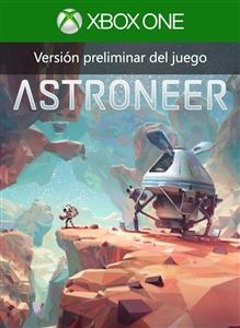 Carátula del juego ASTRONEER