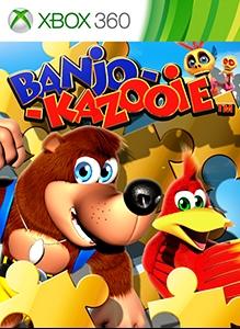 Carátula del juego Banjo Kazooie