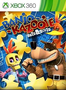 Carátula del juego Banjo Kazooie: N n B