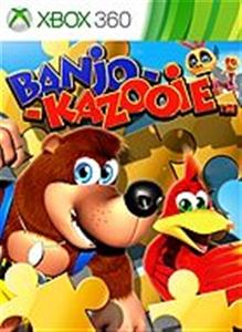 Carátula del juego Banjo-Kazooie