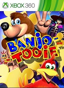 Carátula del juego Banjo Tooie