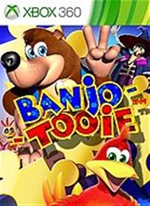 Carátula del juego Banjo-Tooie