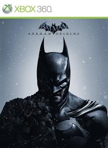 Carátula del juego Batman: Arkham Origins