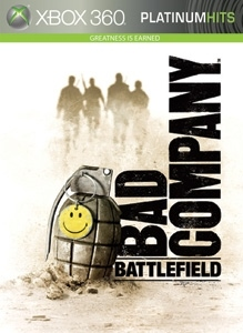 Carátula del juego Battlefield Bad Co.
