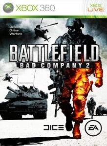 Carátula del juego Battlefield Bad Company 2