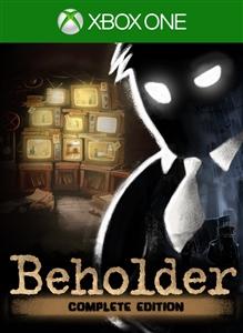 Carátula del juego Beholder Complete Edition