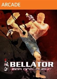 Carátula del juego Bellator: MMA Onslaught