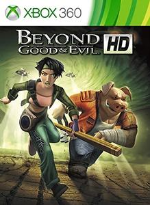 Carátula del juego Beyond Good & Evil HD