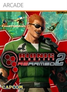 Carátula del juego Bionic Commando Rearmed 2