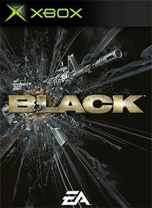 Carátula del juego BLACK™