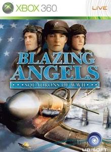 Carátula del juego Blazing Angels