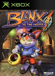 Carátula del juego Blinx: The Time Sweeper