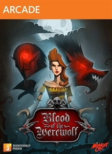 Carátula del juego Blood of the Werewolf