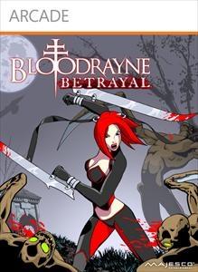 Carátula del juego BloodRayne: Betrayal