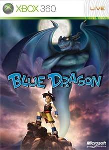 Carátula del juego Blue Dragon