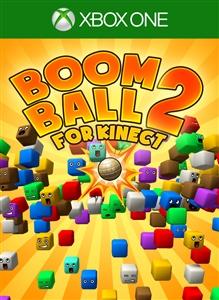 Carátula del juego Boom Ball 2 para Kinect