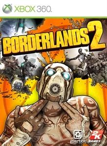 Carátula del juego Borderlands 2