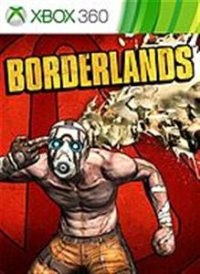 Carátula del juego Borderlands