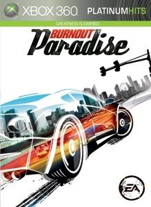 Carátula del juego Burnout Paradise