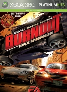Carátula del juego Burnout Revenge