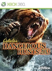 Carátula del juego Cabela's Dangerous Hunts 2013