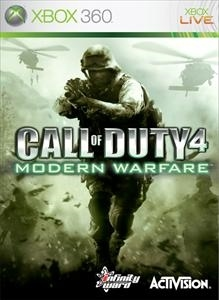Carátula del juego Call of Duty® 4: Modern Warfare®