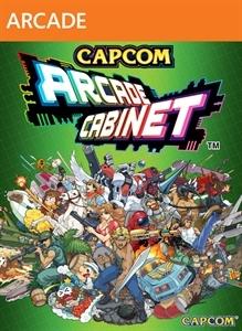 Carátula del juego CAPCOM ARCADE CABINET