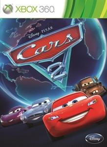 Carátula del juego Cars 2: The Video Game