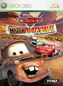 Carátula del juego Cars: Mater-National