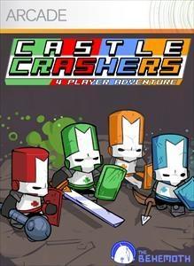 Carátula del juego Castle Crashers