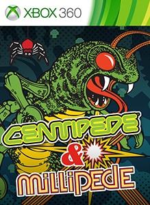 Carátula del juego Centipede & Millipede