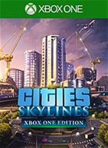 Carátula del juego Cities: Skylines - Xbox One Edition
