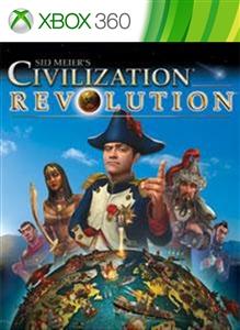Carátula del juego Civilization Revolution