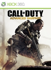 Carátula del juego COD: Advanced Warfare