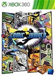 Carátula del juego Comic Jumper
