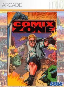 Carátula del juego Comix Zone