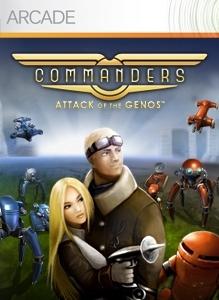 Carátula del juego Commaders: Attack
